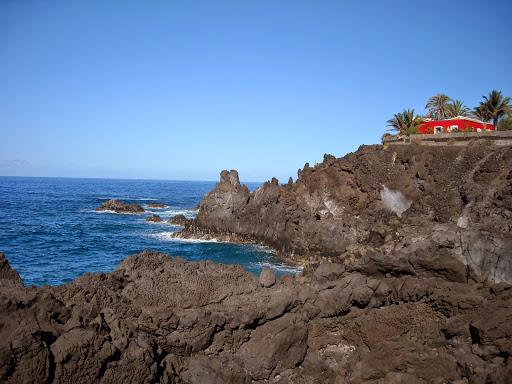 La Palma beach