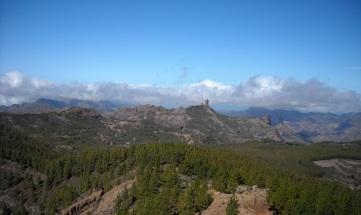 Pico de Las Nieves,Gran Canaria- opis szlaku :http://wp.me/p5IYcn-3f