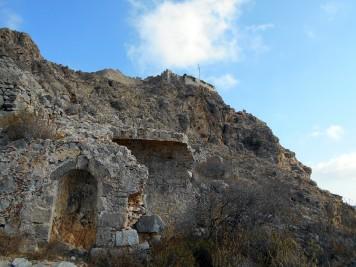 pozostałości osady Tilos
