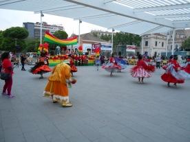boliwijski folklor
