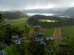 pierwsze spojrzenie na Lagoa Azul