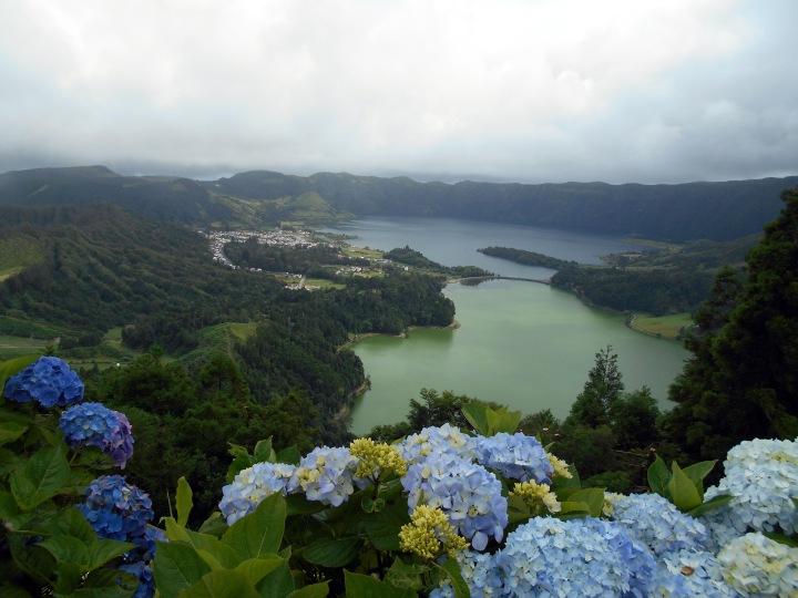 Lagoa Azul i Lagoa Verde
