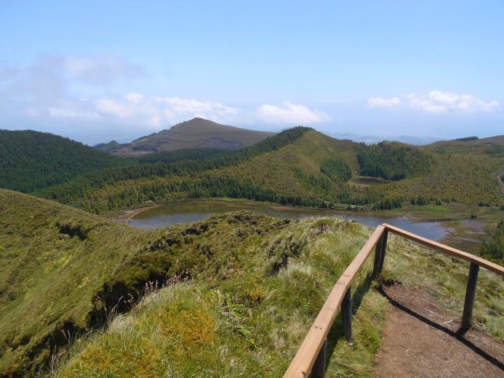 okolice Lagoa Canario