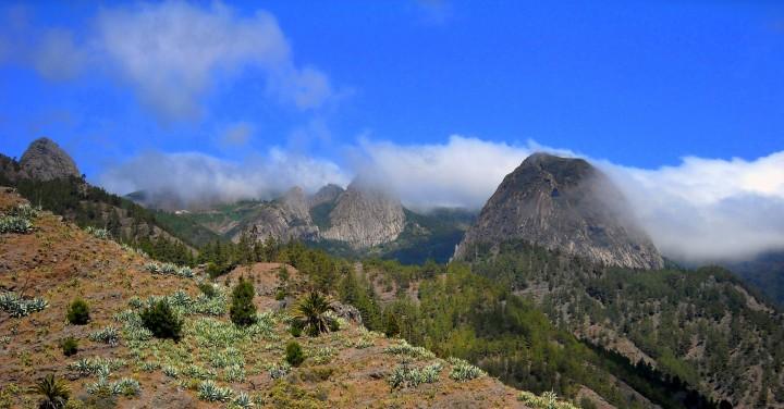 Gomera trekking