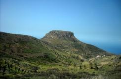 Fortaleza - święta góra