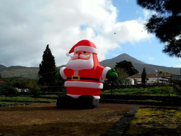 niestety, Mikołaj zasłonił wulkan