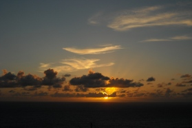 nigdzie nie widziałam takiego nieba jak na La Palmie
