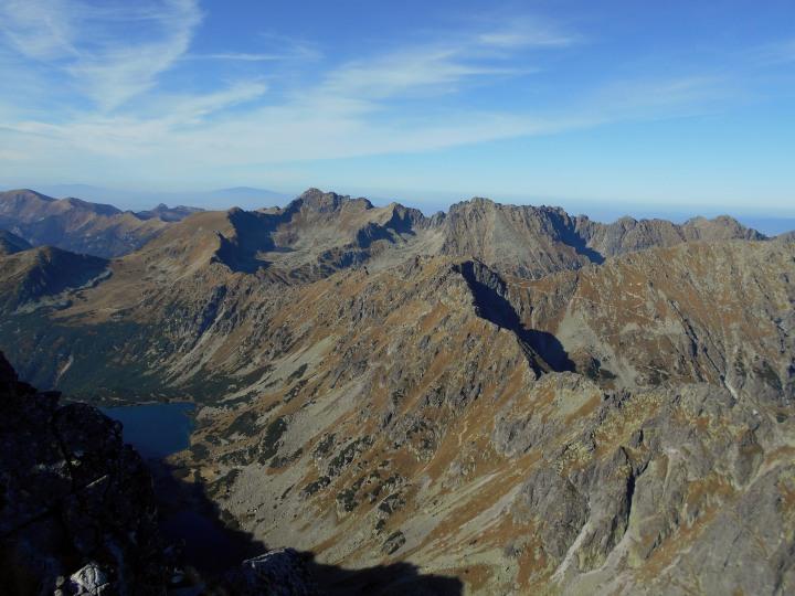 Koprowy Wierch panorama