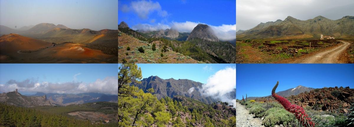 Wyspy Kanaryjskie - którą wybrać? Subiektywny ranking trekkingowo - plażowy
