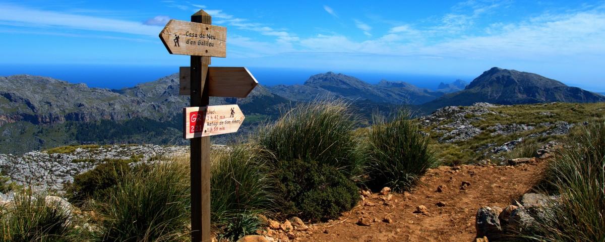 Trekking na Majorce. Jak się odnaleźć w Serra de Tramuntana