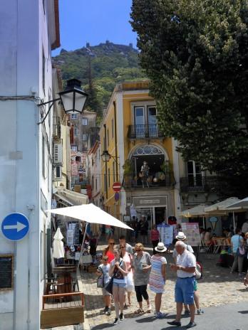 uliczki Sintry