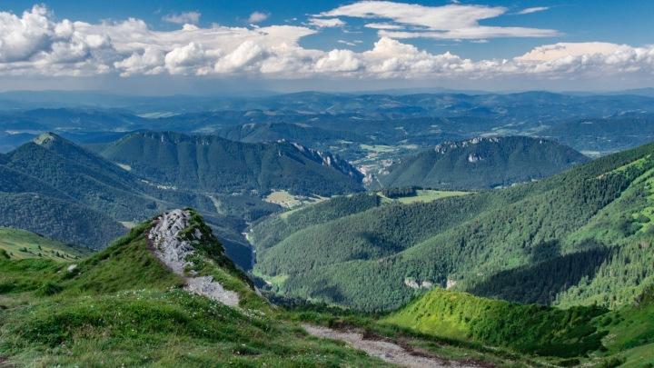 Dolina Vratna Mała Fatra Słowacja