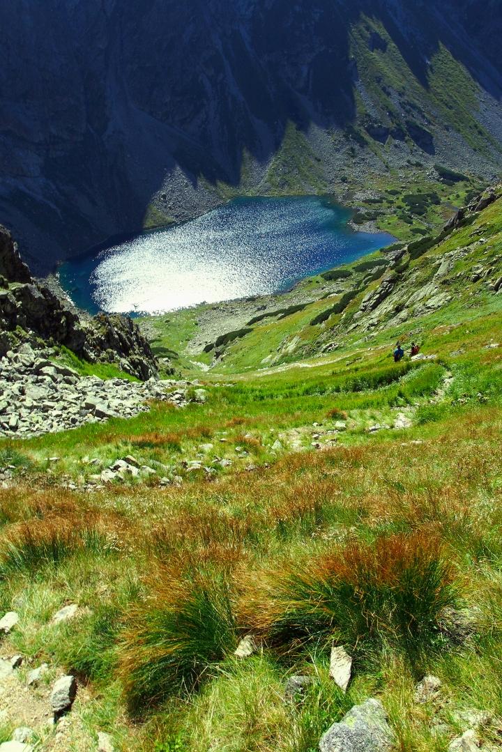 Wrota Chałubińskiego szlak Słowacja