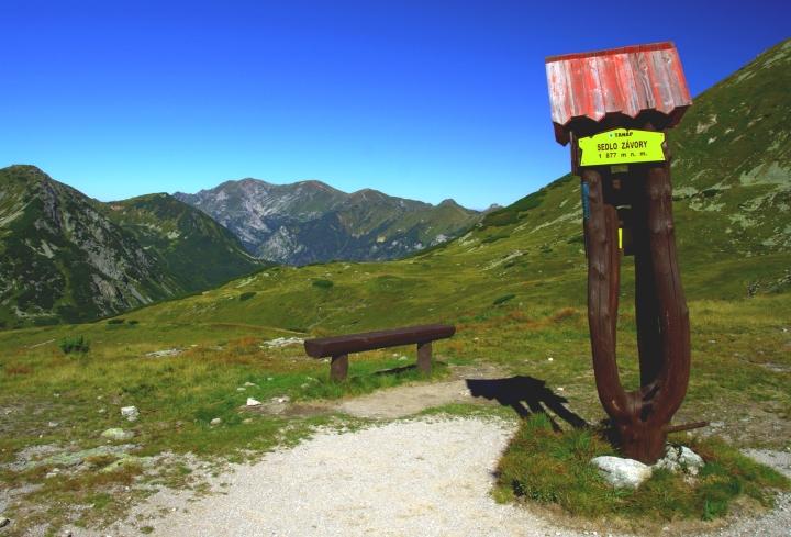 Przełęcz Zawory