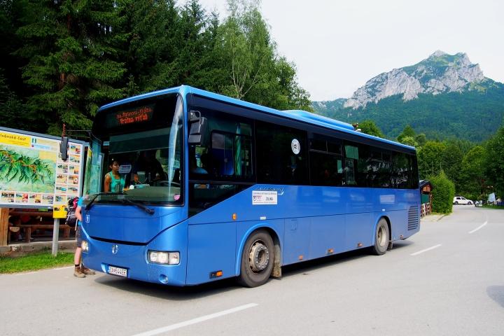 Mała Fatra autobus