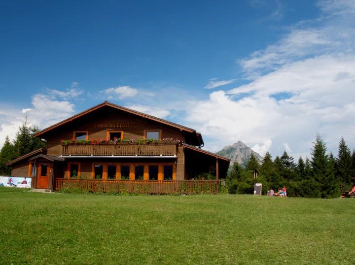 Chata na Gruni