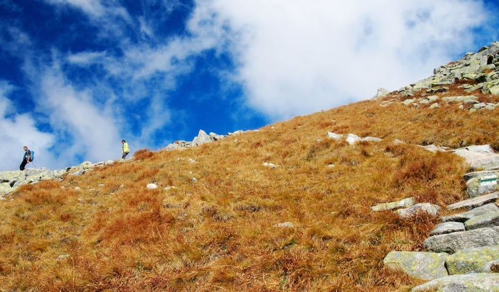 Zadni Granat szlak