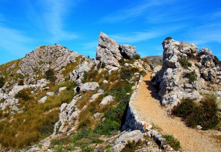 Serra de Tramuntana szlaki