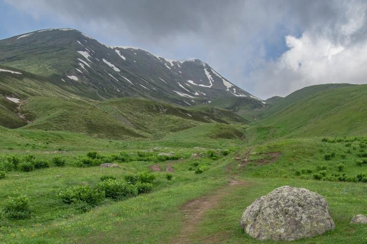 Kazbek szlak
