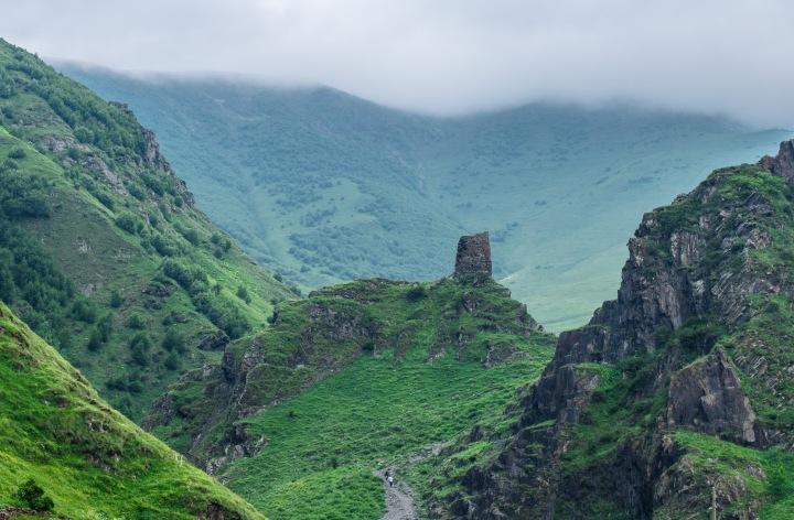Kazbegi szlaki