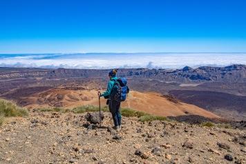 Altavista Teide szlak