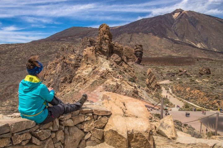 Teide Teneryfa szlak
