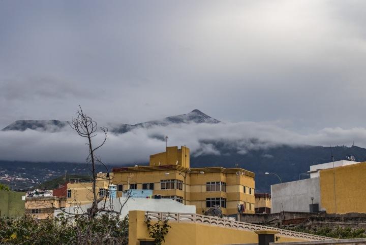 Teide Puerto de la Cruz