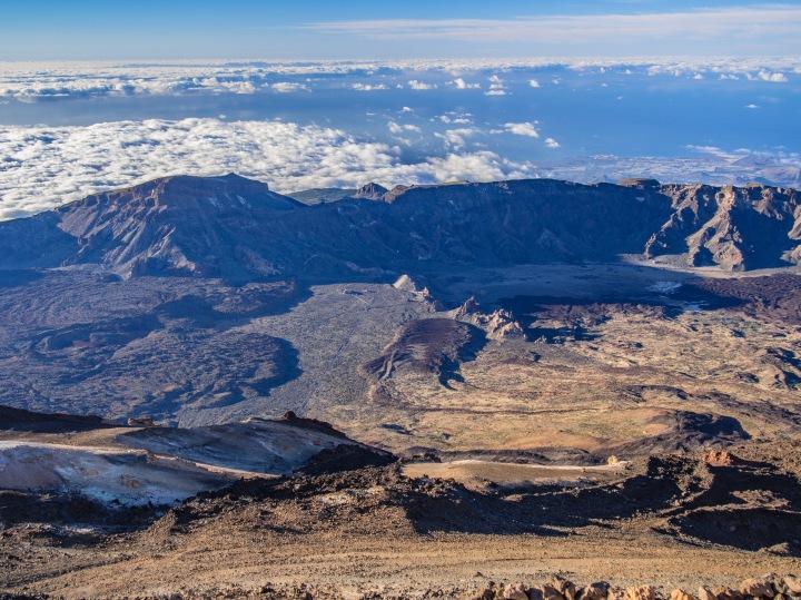 Teide szlak Teneryfa