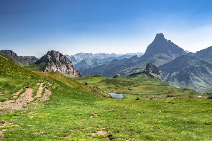 schronisko Ayous szlak Pireneje