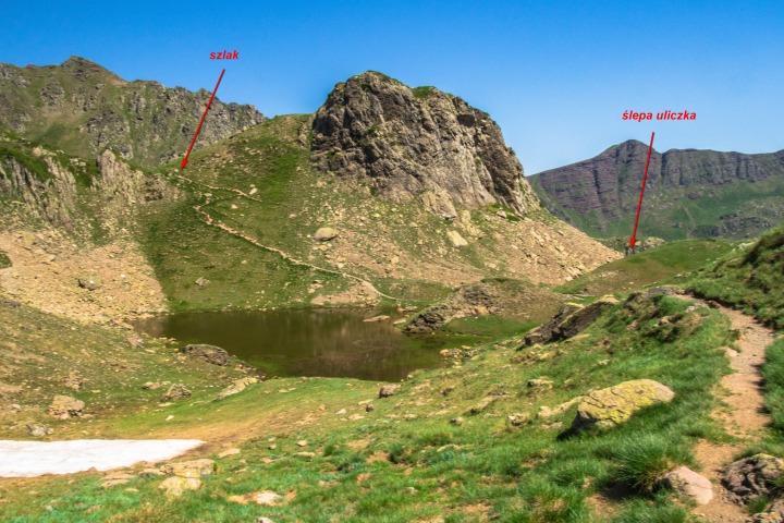 Refuge d'Ayous szlak Pireneje
