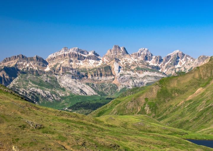 Col des Moines Pireneje szlak