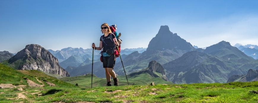 Col des Moines Pireneje