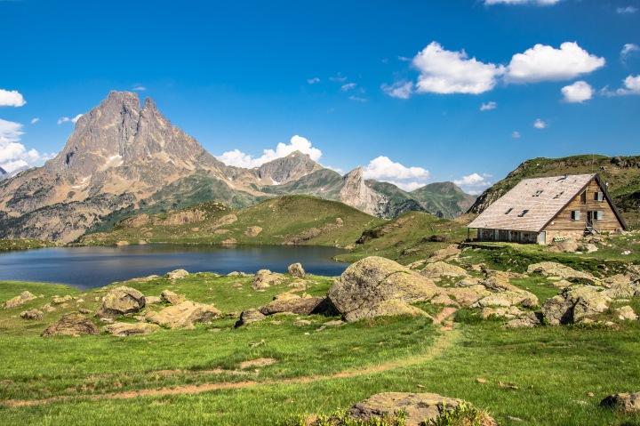 Refuge d'Ayous Pireneje szlaki