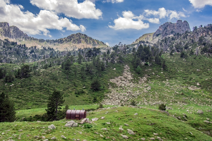 cabana Pireneje