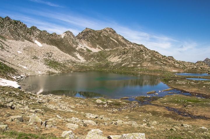 Lacs de La Horquette