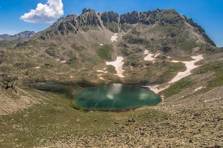 Lac de La Horquette