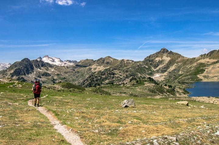 Pireneje Neovielle szlak