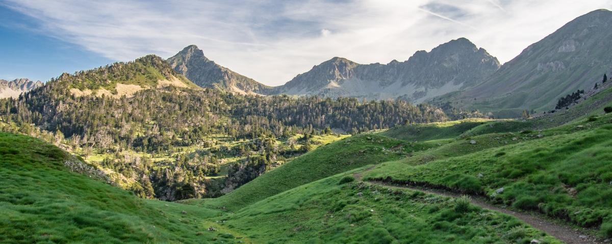 Wokół Pic de Bastan. Trekking w Pirenejach cz.2