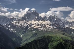 Kaukaz Uszba Zuruldi kolejka
