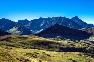 szlak Liliowe Zawory topo