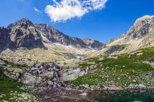 Dolina Pięciu Stawów Spiskich szlak