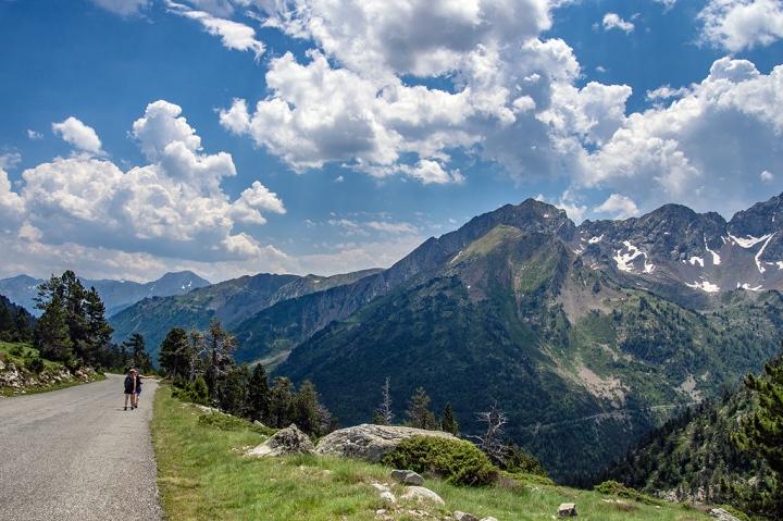 Neouvielle Pireneje trekking szlaki