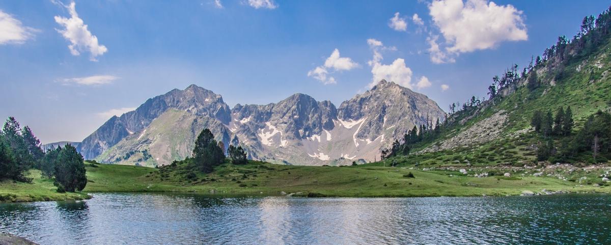 Leniwy dzień w Néouvielle. Trekking w Pirenejach cz.3
