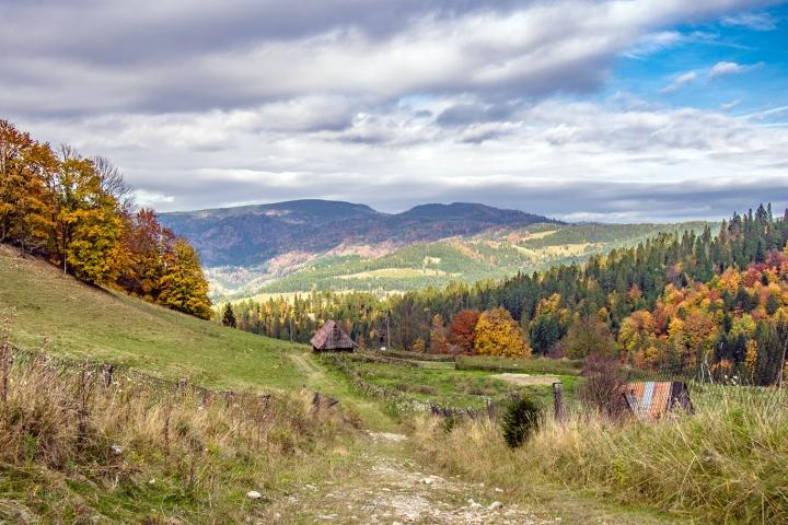 szlak Wysoka Pieniny