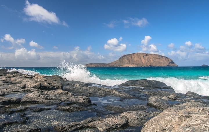 Playa de las Conchas Graciosa