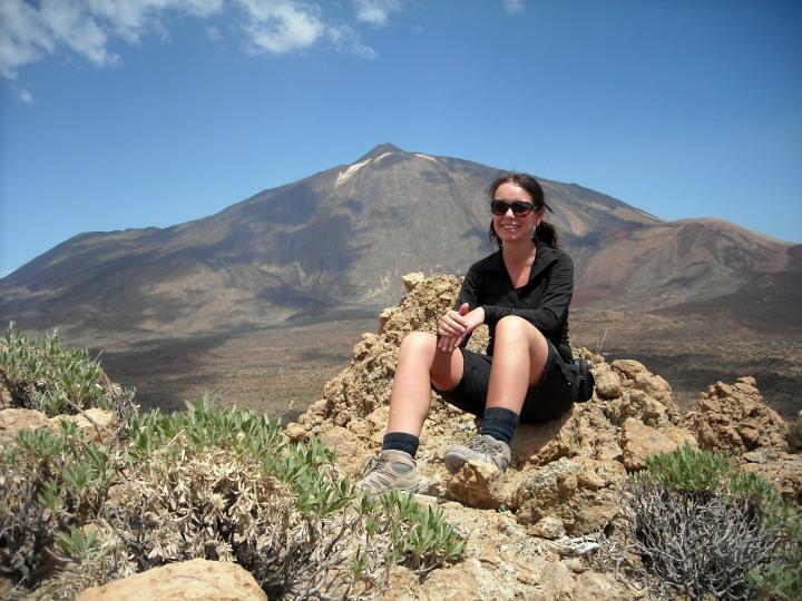Teide Montana Guajara szlak