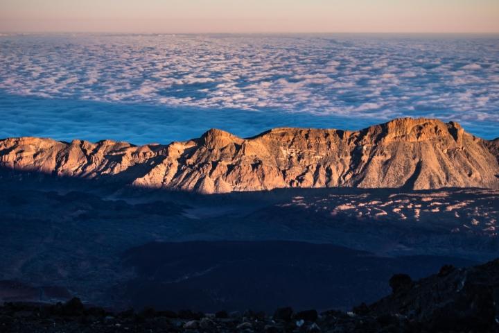 Teide Altavista szlak Teneryfa