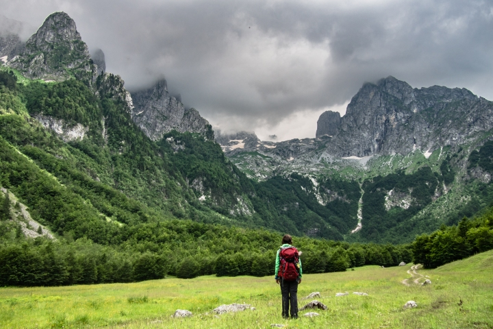 Dolina Grebaje Prokletije trekking