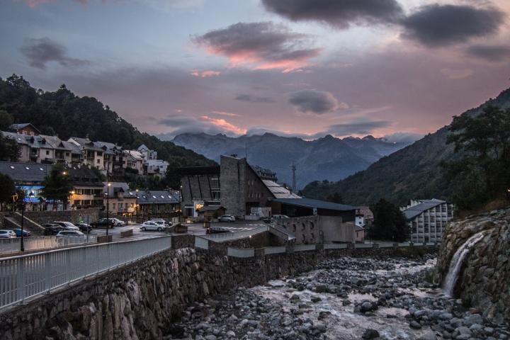 Bareges Pireneje