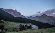 Cabane de Pailla Pireneje Gavarnie
